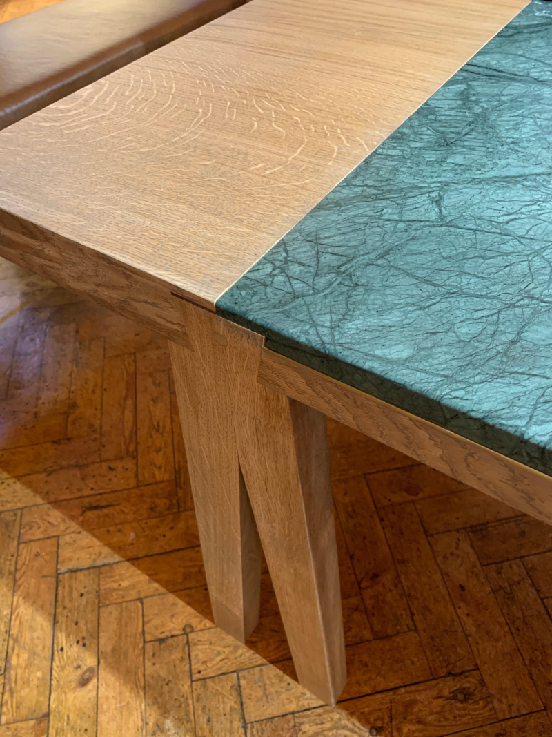 Graft table by Forest to Home x STAC