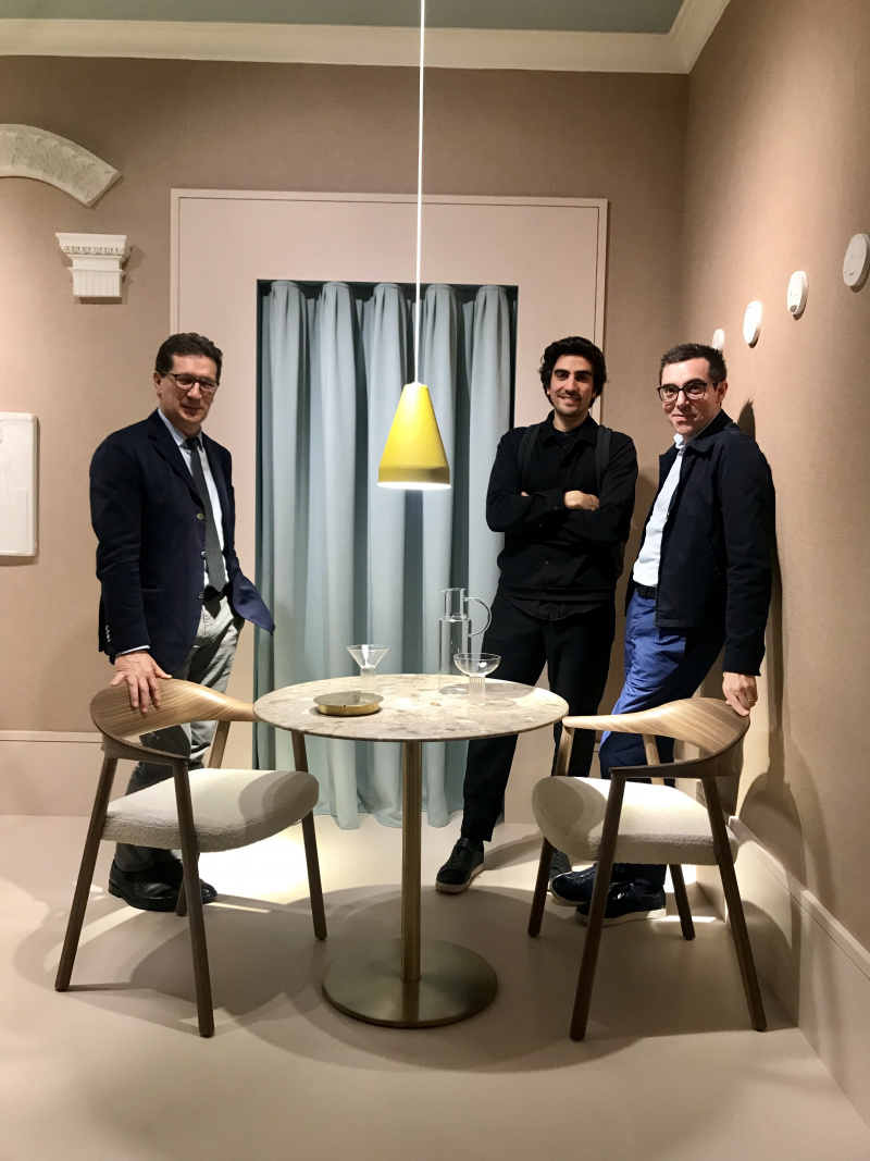 Salone del mobile - Milan 2019 - April 10 - Wednesday - Guest star